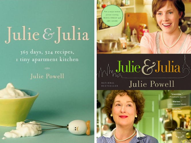 Julie e Julia, de Julie Powell | DL2012