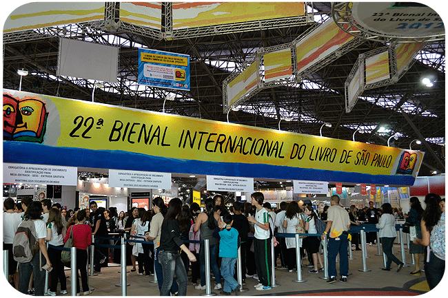 Bienal do Livro SP 2012