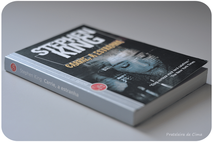 Carrie a estranha, de Stephen King | DL2012