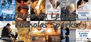 Clube de Leitura Nicholas Sparks Button