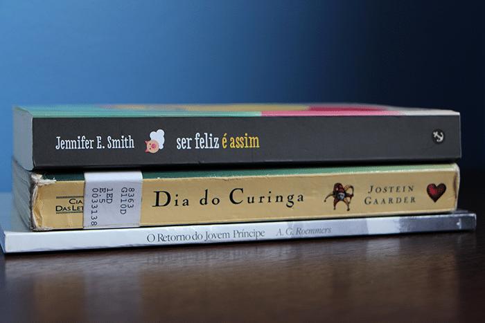 Livros Lidos Novembro 2014
