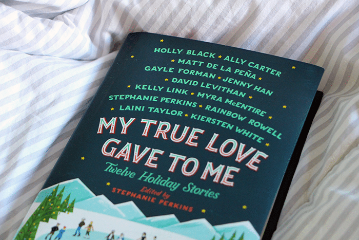 My True Love Gave To Me, de Stephanie Perkins e outros