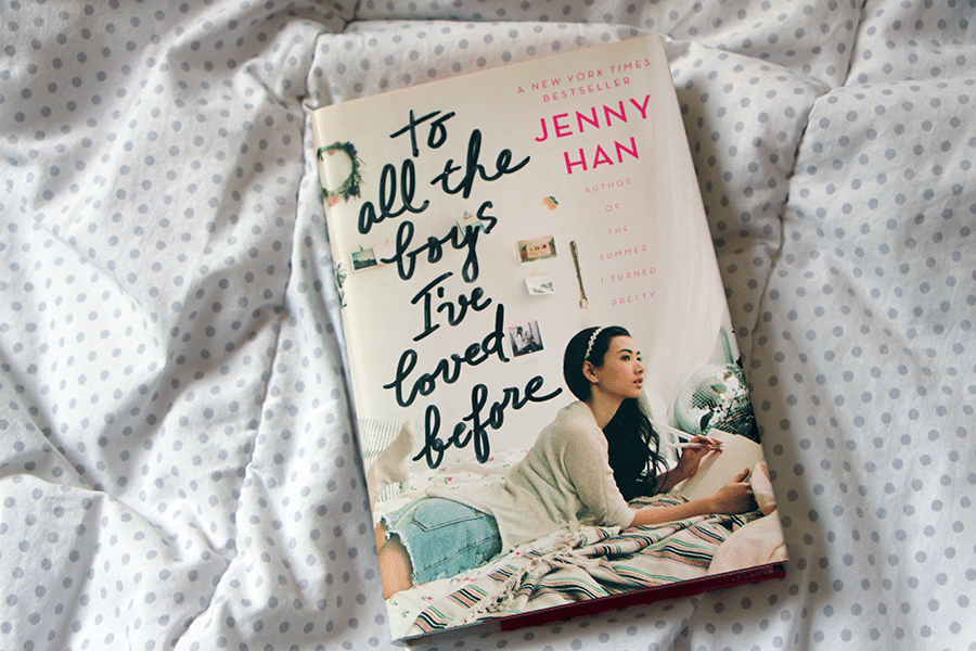 To all the boys I've loved before, da Jenny Han