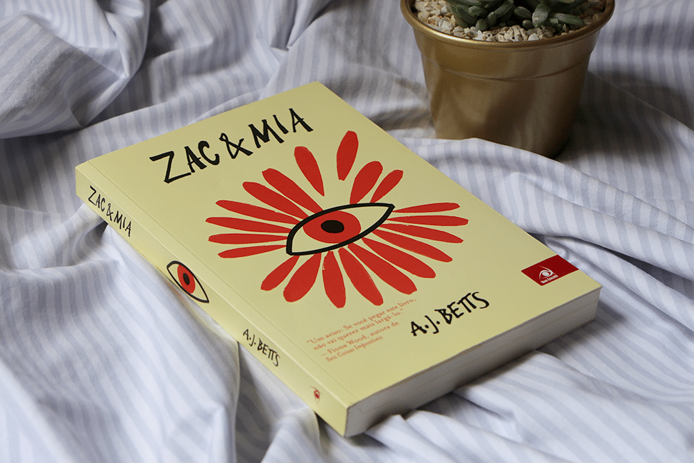 Zac e Mia, de A. J. Betts