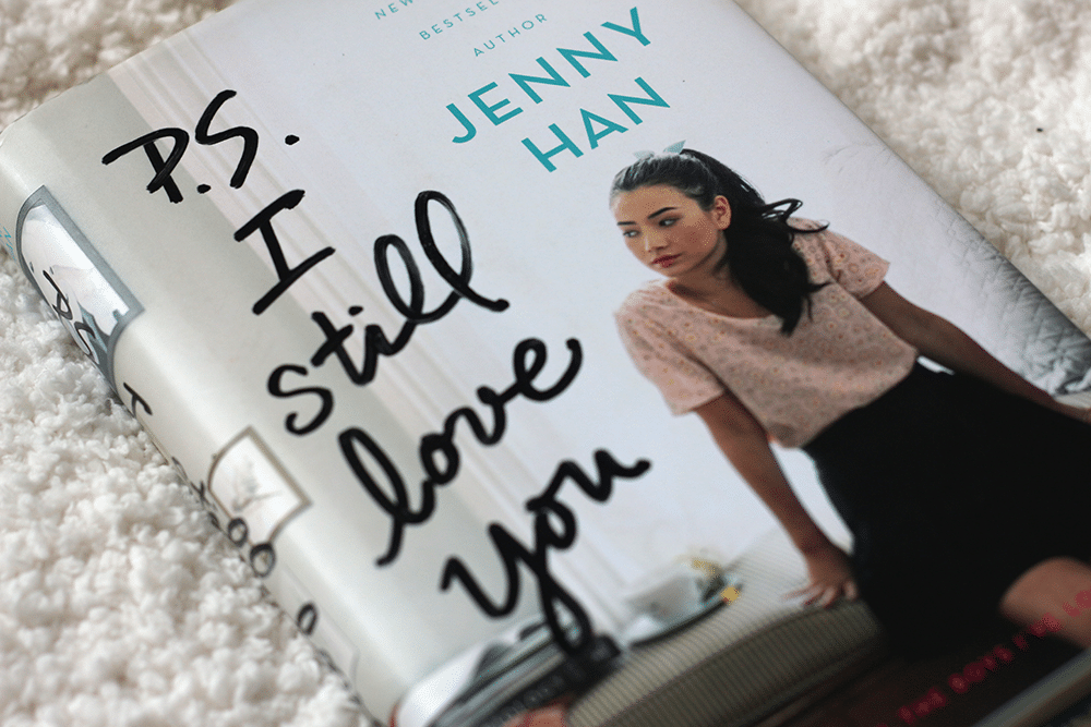 P.S I still love you, da Jenny Han