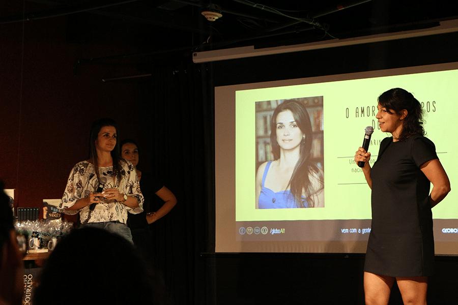 2º Encontro de Blogueiros Globo Alt - Lançamentos 1º semestre/2016