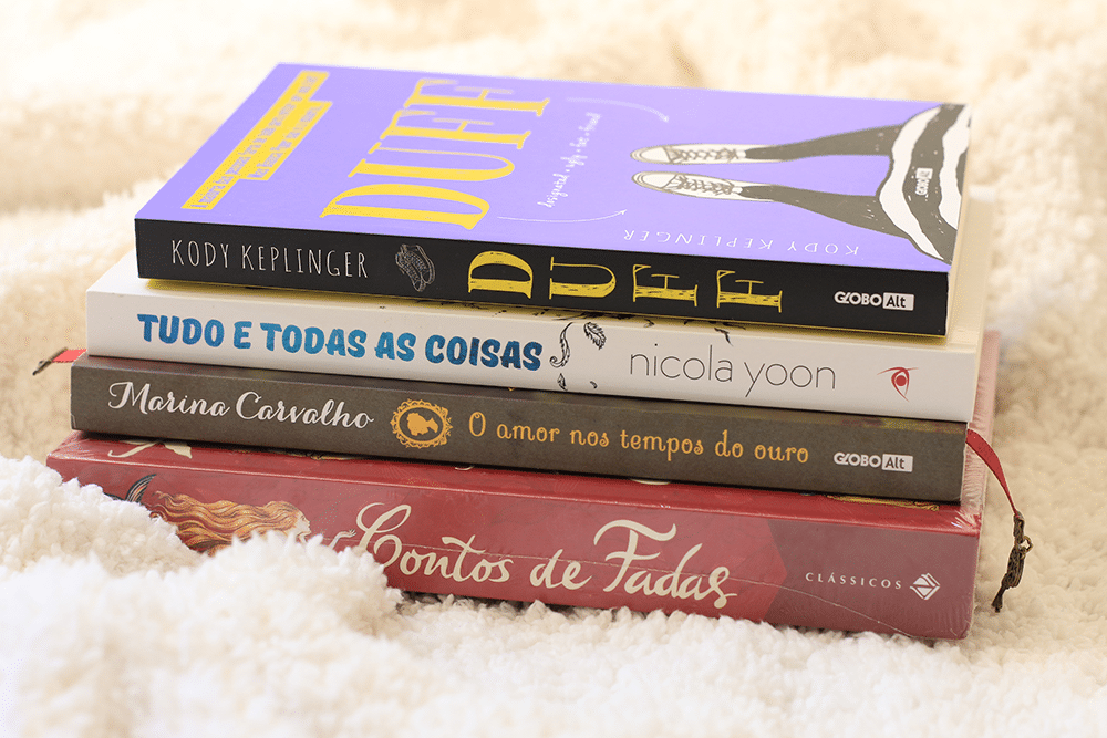 Book Haul Abril 2016