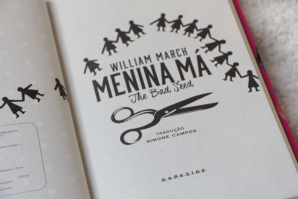 Menina má, de William March