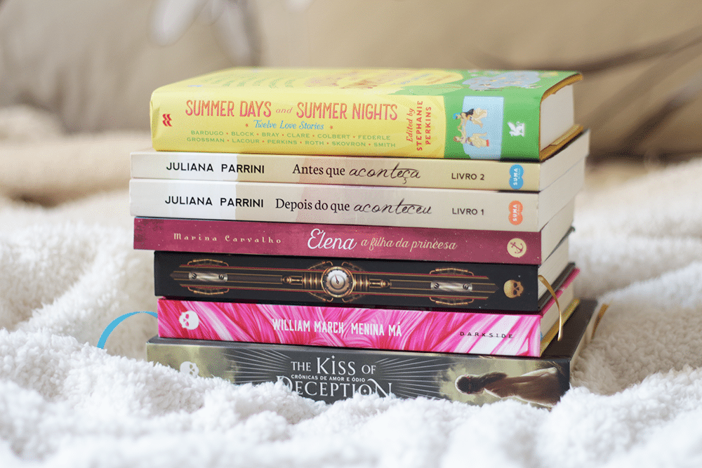 Book Haul Maio 2016