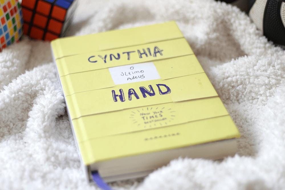 O último adeus, de Cynthia Hand