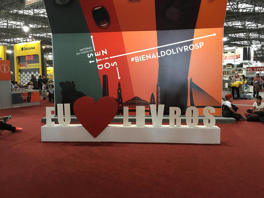 Bienal do Livro SP 2016