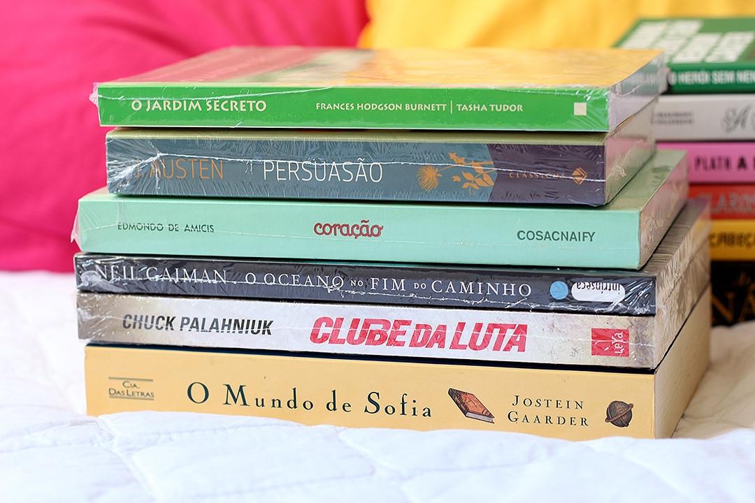 12 livros para 2017 | Quero ler