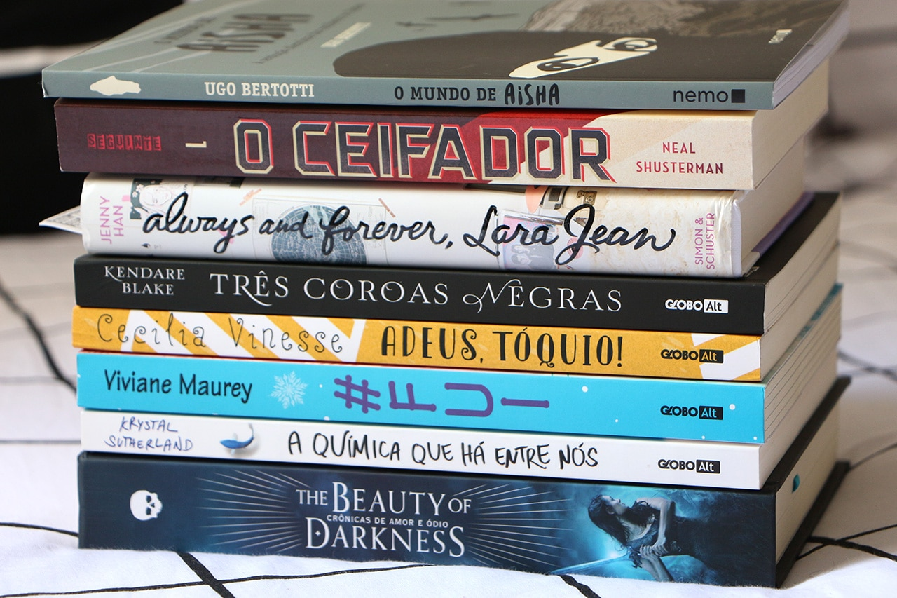 Book Haul Abril/Maio 2017