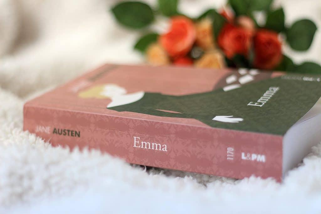 Livro Emma, de Jane Austen
