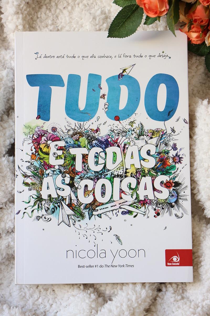 Tudo e todas as coisas, de Nicola Yoon