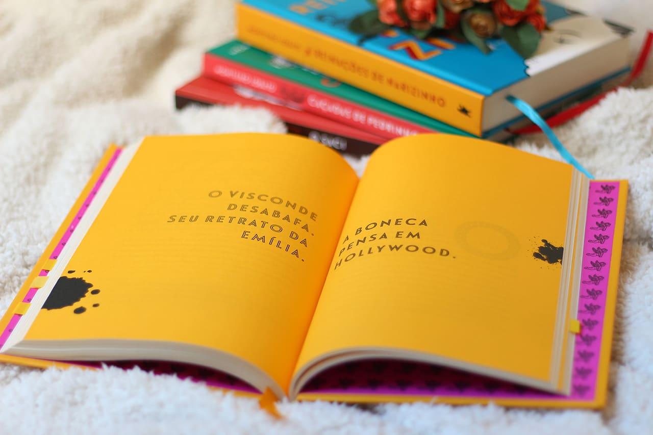 Memórias da Emília, de Monteiro Lobato