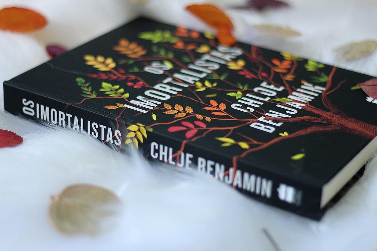 Os imortalistas, de Chloe Benjamin