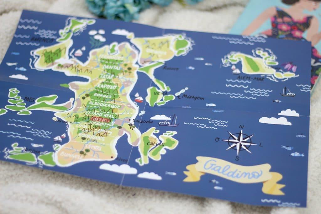 Mapa de Galdino