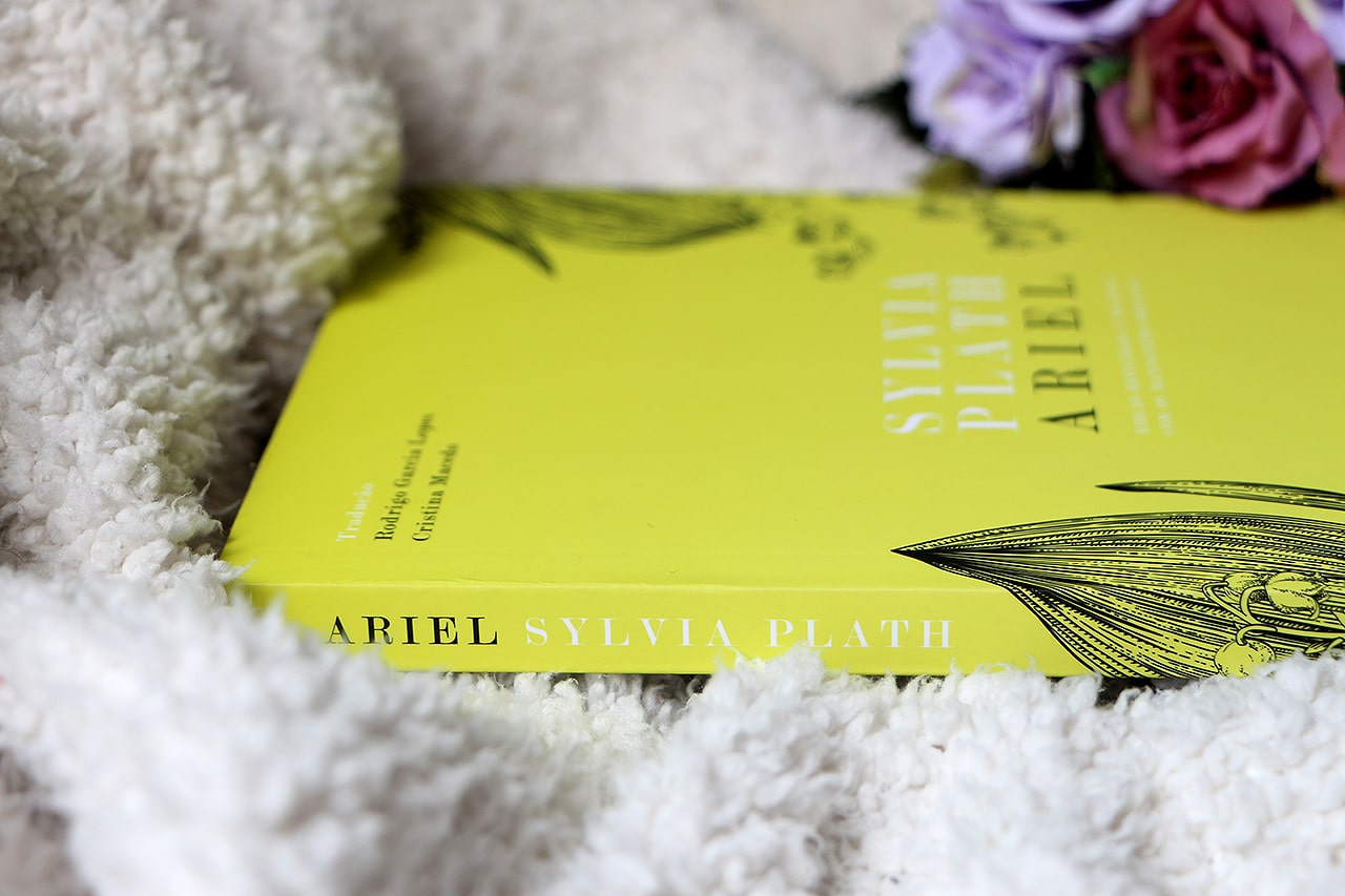 Livro Ariel, de Sylvia Plath