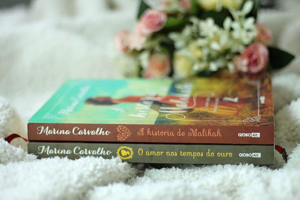 A história de Malikah, de Marina Carvalho