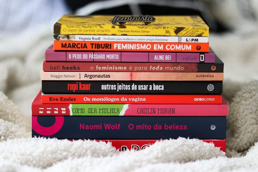 Pequena biblioteca feminista