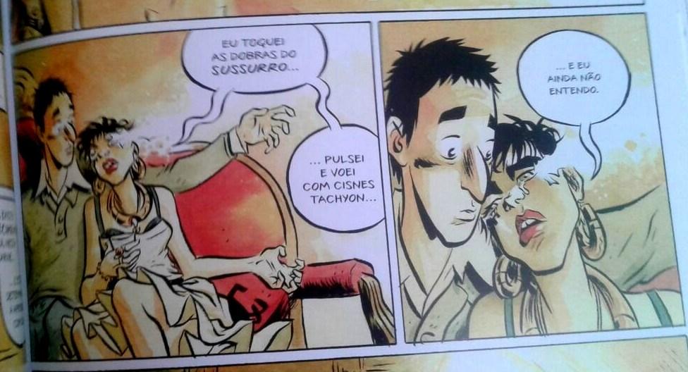 Como falar com garotas em festas, do Neil Gaiman, Fábio Moon e Gabriel Bá