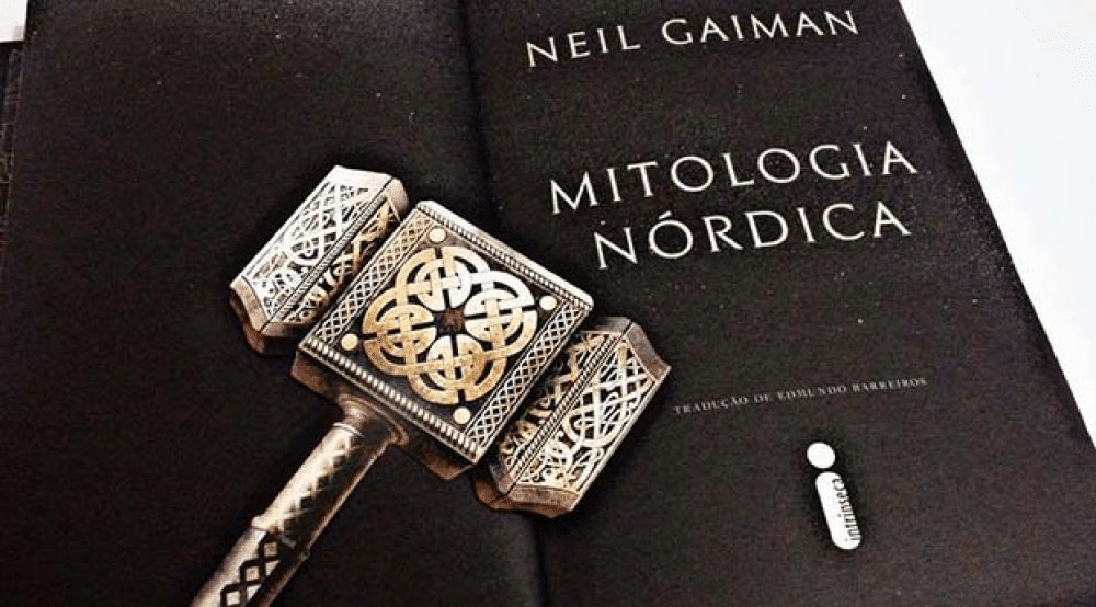 Mitologia Nórdica, do Neil Gaiman