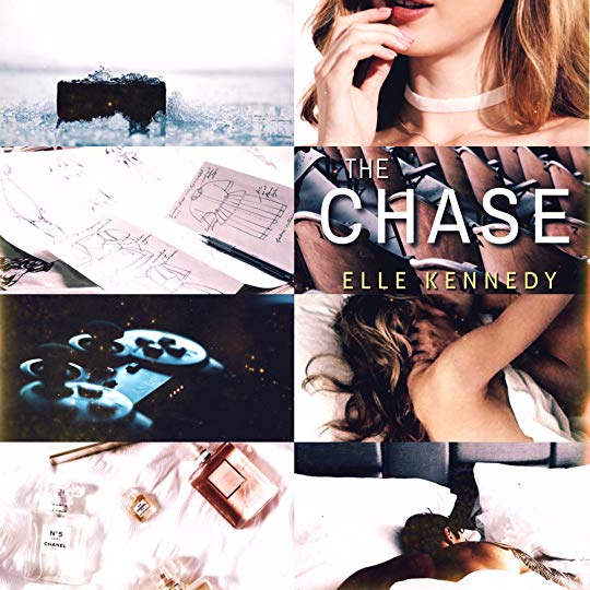 The Chase: a busca de Summer e Fitz, de Elle Kennedy