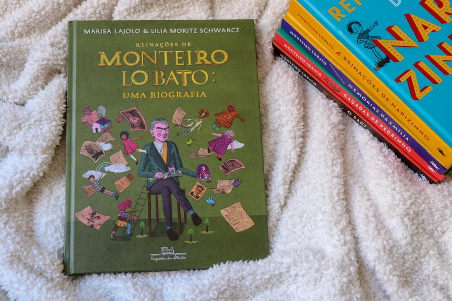Reinações de Monteiro Lobato, de Marisa Lajolo e Lilia Moritz Schwarcz