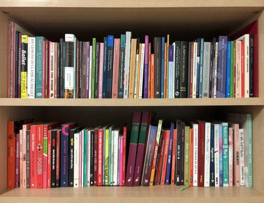 Minhas leituras de férias 2011