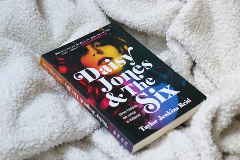 Livro Daisy Jones e The Six