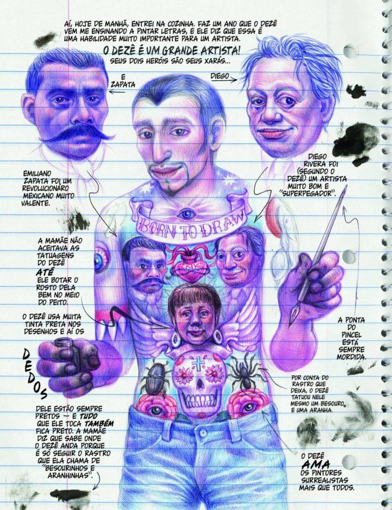 Minha coisa favorita é monstro, de Emil Ferris