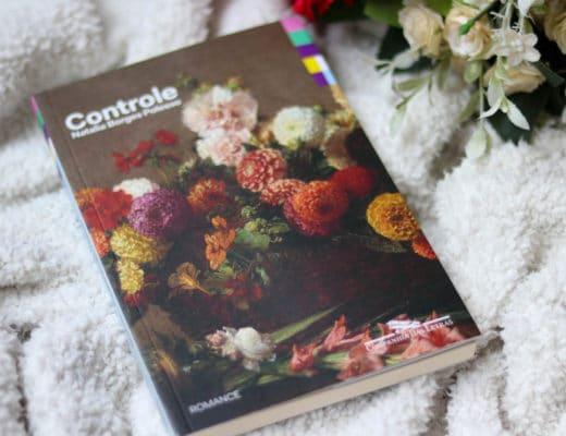 Livro Controle, da Natalia Borges Polesso