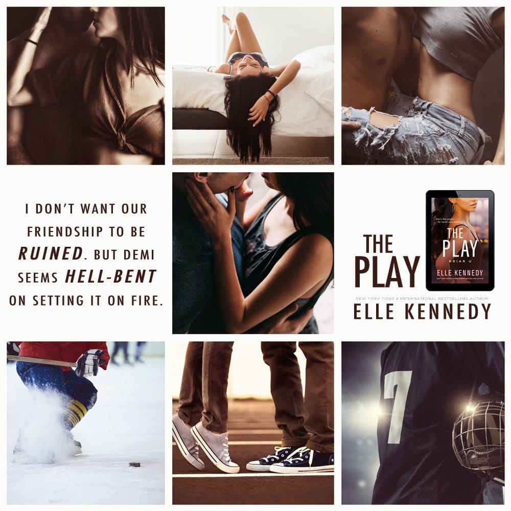 Livro The play, de Elle Kennedy