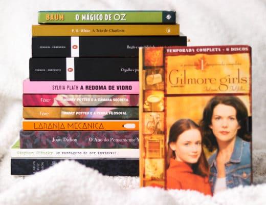 Desafiio Literário Gilmore Girls