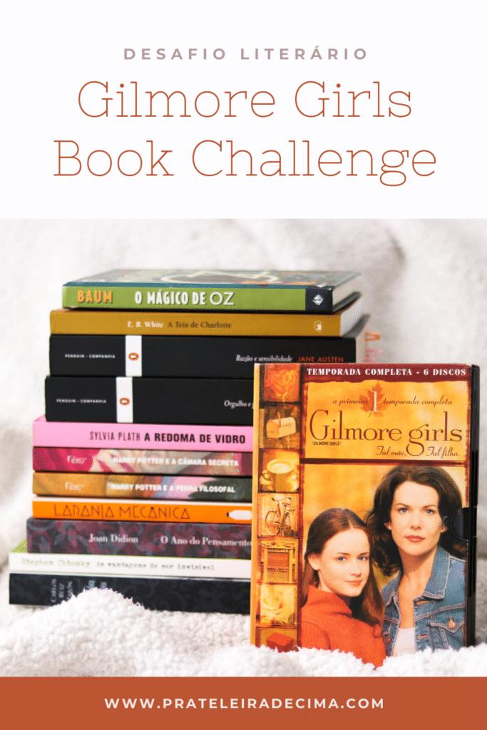 Desafio Literário Rory Gilmore