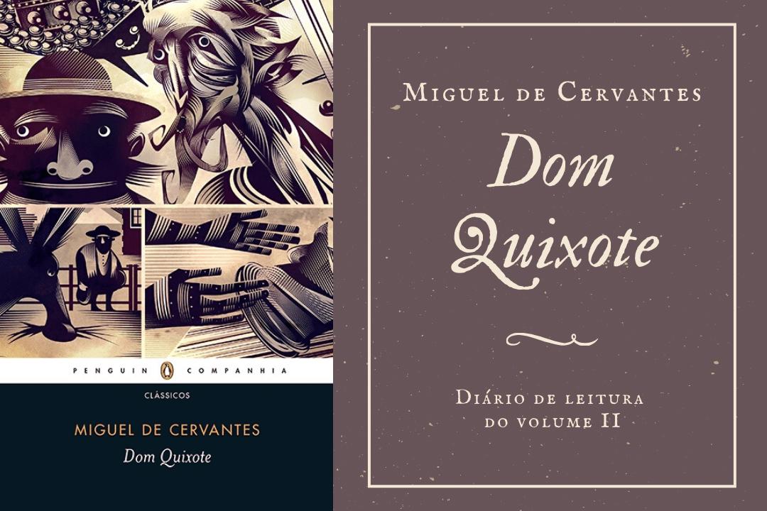 Dom Quixote Volume 2