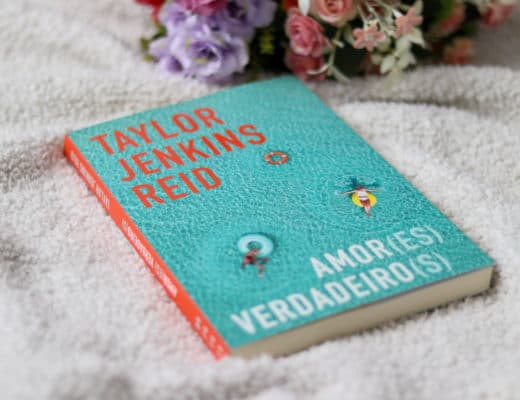 Livro Amores verdadeiros