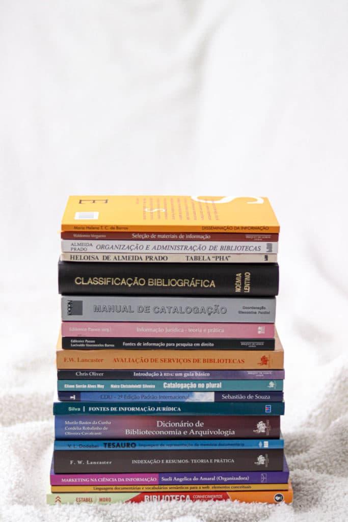 Onde comprar livros de Biblioteconomia