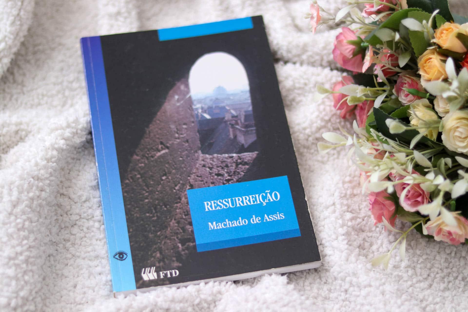 Livro Ressurreição