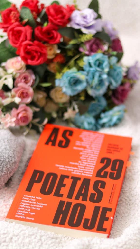 As 29 poetas hoje, de Heloísa Buarque de Hollanda