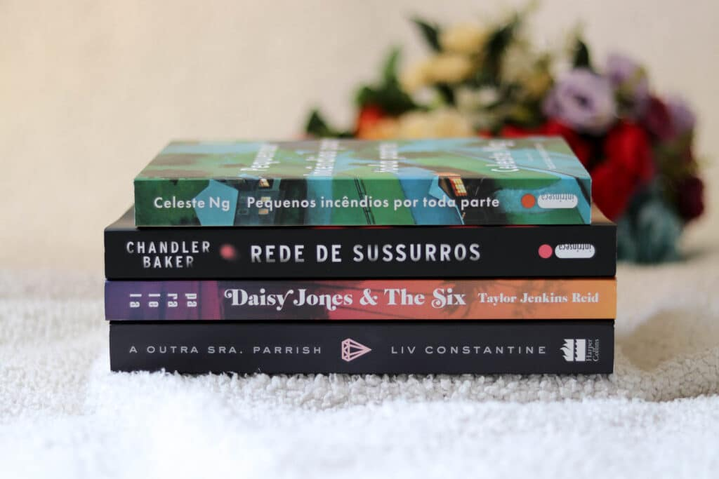 Hello Sunshine: o Clube do Livro da Reese Witherspoon