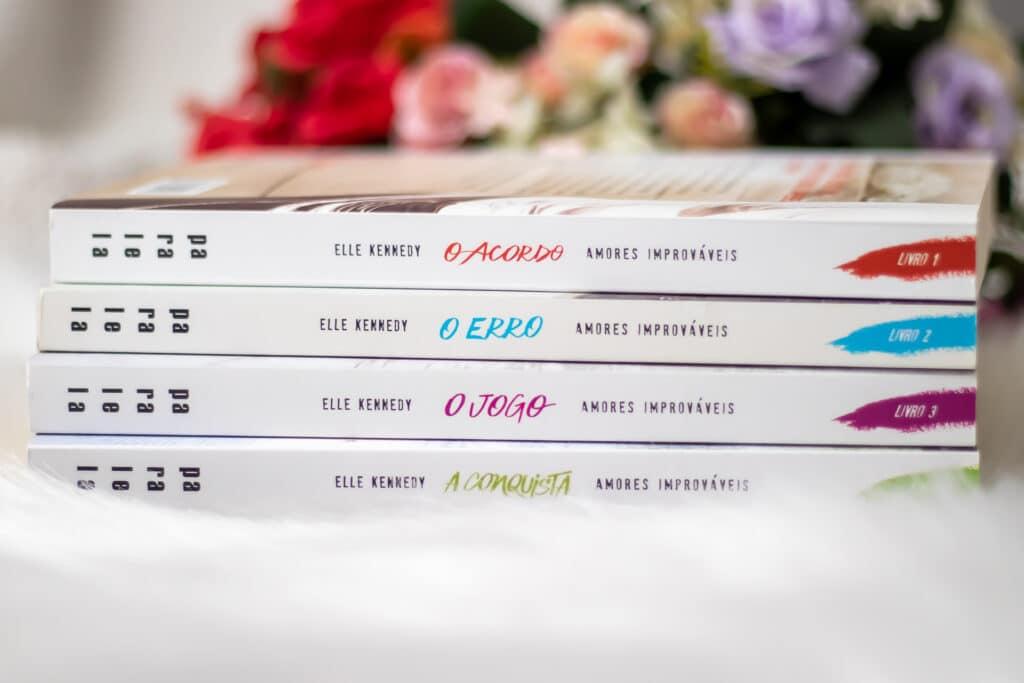 Série Amores Improváveis