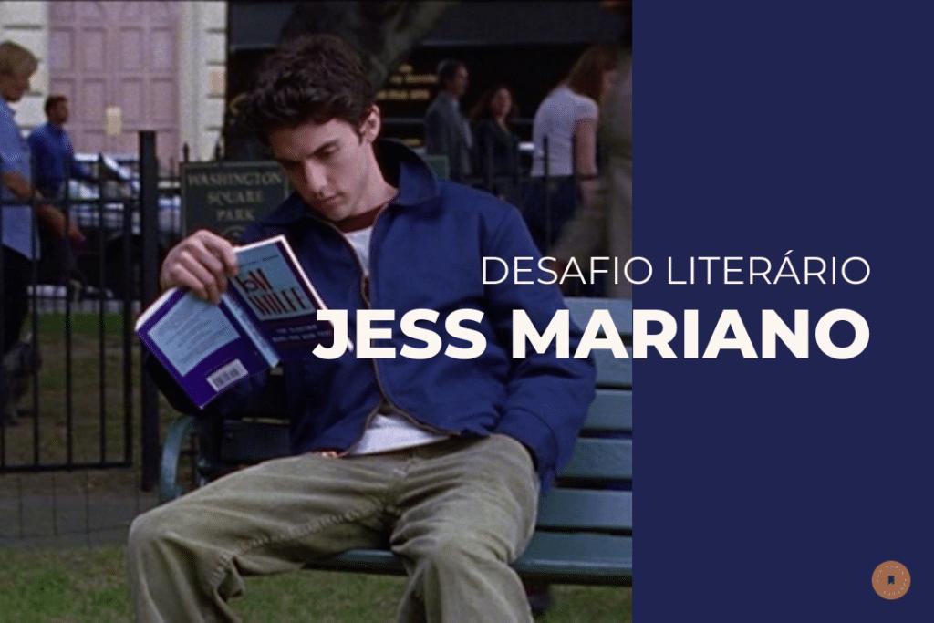 Jess Mariano Reading List