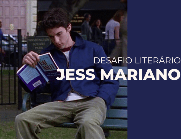 Desafio Literário Jess Mariano Reading List